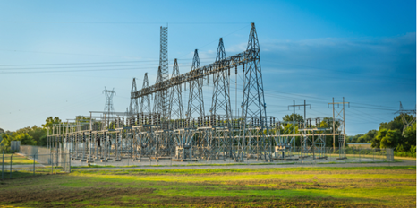 Los Angeles' transmission network carries electricity to you,